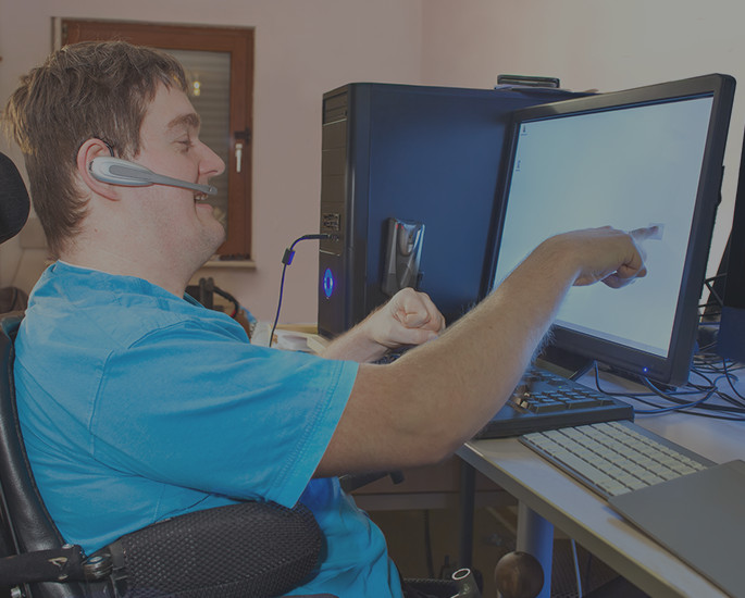 We helped 37 young adults with disabilities enter the workforce